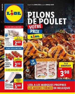 Lidl coupon ( 2 jours de plus)