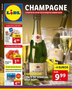 Lidl coupon ( Publié hier)