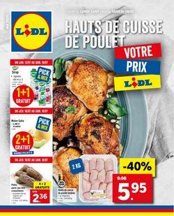 Lidl coupon ( Publié il y a 2 jours )