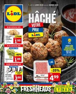 Lidl coupon ( Publié hier )