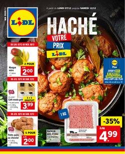 Lidl coupon à Bruxelles ( Expiré )