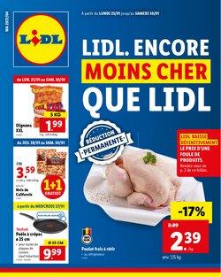 Lidl coupon ( 3 jours de plus )