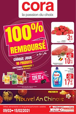 Cora coupon ( Expiré )