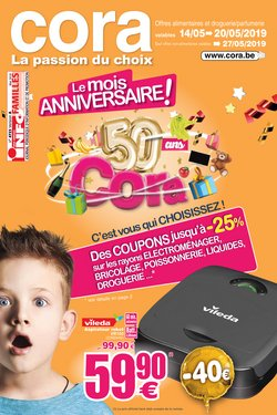 Carte Cora Trackidsp 006.Cora A La Louviere Catalogue Et Promos