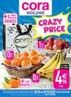 Promos de Supermarchés dans le prospectus de Cora à Hal ( 8 jours de plus )