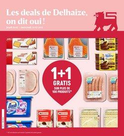 Delhaize coupon ( Expiré )