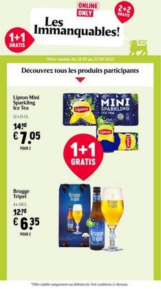Delhaize coupon ( Expire demain)