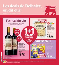 Delhaize coupon ( Publié hier )