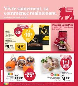 Promos de Supermarchés dans le prospectus de Delhaize à Roulers ( Publié il y a 3 jours )