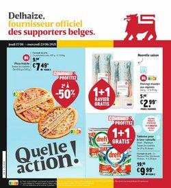 Proxy Delhaize coupon ( 2 jours de plus)
