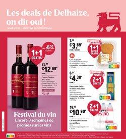 Proxy Delhaize coupon à Bruxelles ( Expire aujourd'hui )