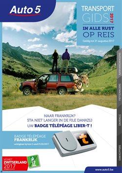Promos de Voitures Motos et Accessoires dans le dépliant de Auto5 à Gent