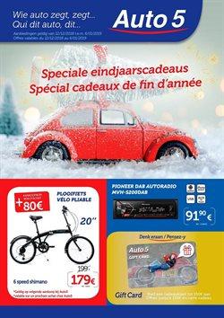 Promos de Voitures, Motos et Accessoires dans le dépliant de Auto5 à Dilbeek