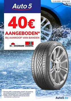 Auto5 coupon à Hasselt ( Expire demain )