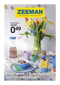 Promos de Vetêment, chaussures et bijoux dans le dépliant de Zeeman à Overijse