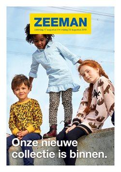 Promos de Jouets et Bébé dans le dépliant de Zeeman à Liège