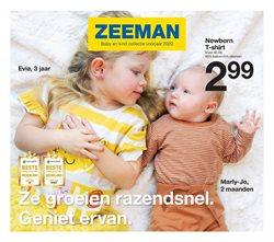 Promos de Jouets et Bébé dans le prospectus de Zeeman à Anvers ( Plus d'un mois )