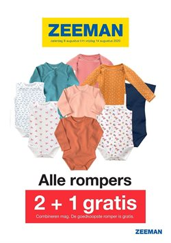Promos de Jouets et Bébé dans le prospectus de Zeeman à Louvain ( Publié aujourd'hui )