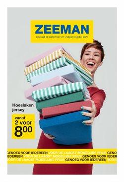 Promos de Jouets et Bébé dans le prospectus de Zeeman à Bruxelles ( Publié hier )