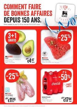 Promos de Shop & Go Delhaize dans le dépliant à Bruxelles