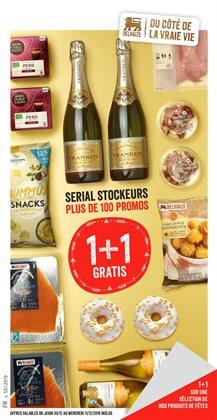 Promos de Shop & Go Delhaize dans le dépliant à Louvain