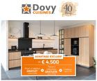 Cuisines Dovy coupon à Roulers ( Expire demain )
