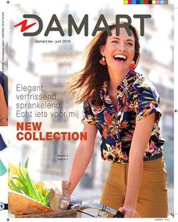 Promos de Damart dans le dépliant à Bruxelles