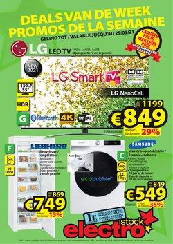 ElectroStock coupon ( Publié hier)