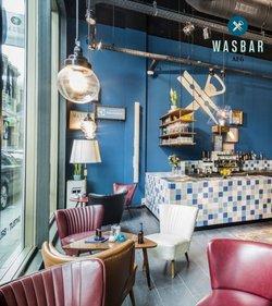 Promos de Restaurants dans le dépliant à Wasbar ( 6 jours de plus)