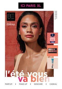 Promos de Parfumeries et Beauté dans le dépliant à ICI PARIS XL ( 26 jours de plus)