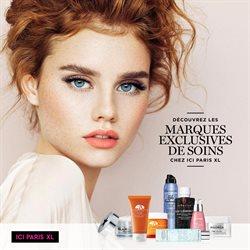 Promos de ICI PARIS XL dans le dépliant à Bruxelles