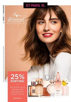Promos de Parfumeries et Beauté dans le dépliant de ICI PARIS XL à Bruxelles