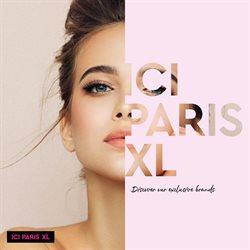 Promos de Parfumeries et Beauté dans le dépliant de ICI PARIS XL à Liège