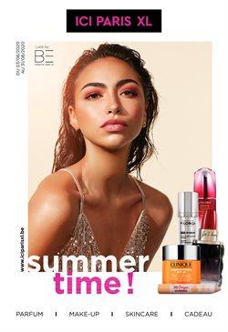 Promos de Parfumeries et Beauté dans le prospectus de ICI PARIS XL à Louvain ( 24 jours de plus )