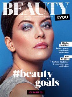 Promos de Parfumeries et Beauté dans le prospectus de ICI PARIS XL à Bruxelles ( Plus d'un mois )