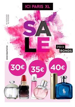 Promos de Parfumeries et Beauté dans le prospectus à ICI PARIS XL ( 9 jours de plus )