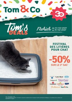 Tom & Co coupon ( Expiré)