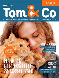 Promos de Tom & Co dans le dépliant à Bruxelles