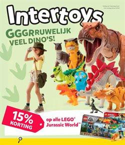 Promos de Jouets et Bébé dans le dépliant de Intertoys à Liège