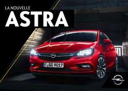 Promos de Opel dans le dépliant à Liège