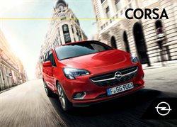 Promos de Opel dans le dépliant à Damme