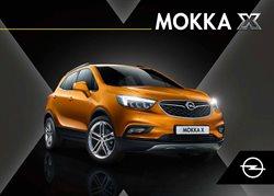 Promos de Opel dans le dépliant à Louvain