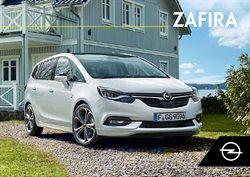 Promos de Opel dans le dépliant à Ostende
