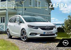 Promos de Voitures et Motos dans le dépliant de Opel à Louvain