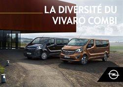 Promos de Voitures et Motos dans le prospectus de Opel à Louvain ( Plus d'un mois )
