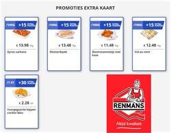 Renmans coupon à Louvain ( Expire demain )