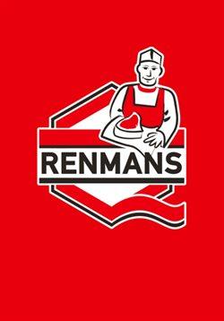 Renmans coupon ( Expiré )