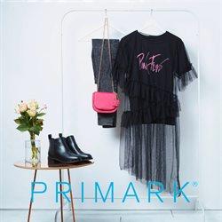 Promos de Primark dans le dépliant à Bruxelles
