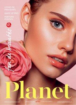 Catalogue de Planet Parfum City 2 à Bruxelles ( Plus d'un mois )
