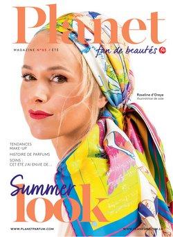 Promos de Parfumeries et Beauté dans le dépliant à Planet Parfum ( 6 jours de plus)
